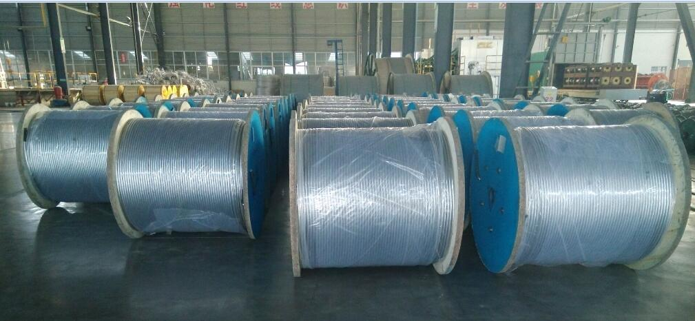 huadong factory stock of 11kv aerial bunched cable