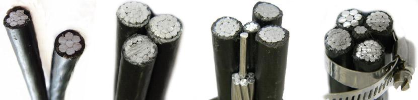 ABC(Aerial Bundle) Cable IEC 60502 & TNB (AL/PE) sample