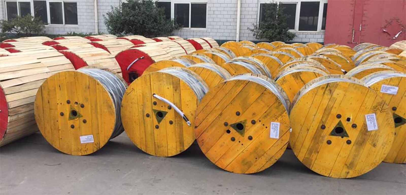 Cable Triplex Aluminio in stock
