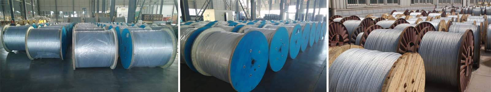 huadong acsr lynx conductor maintain and storage