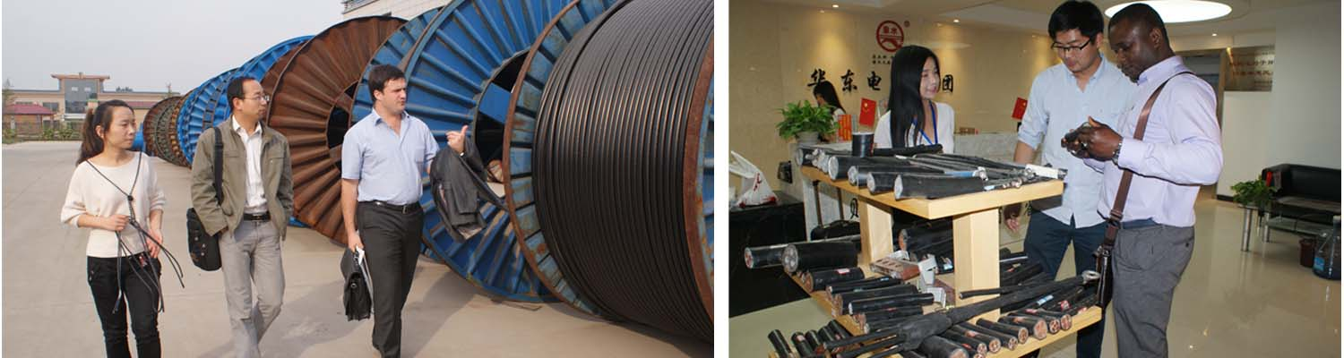 buy acwu cable from China Huadong
