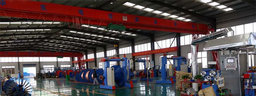 Huadong copper armoured power cable factory