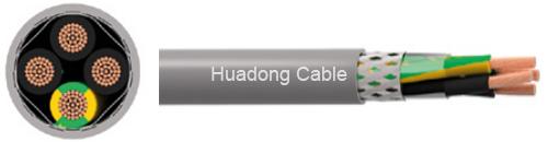 CY LSZH Control Flexible Cable