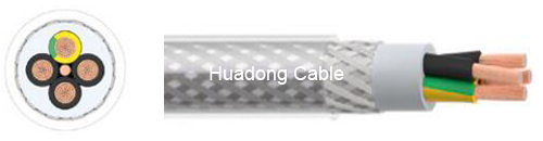 SY PVC Control Flexible Cable