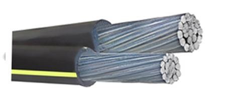Duplex 4 0 URD Wire