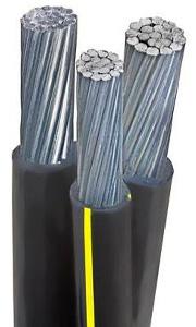 triplex urd wire
