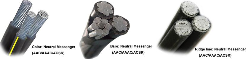ABC-Triplex aluminum wire