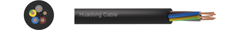 H07RN-F Cable