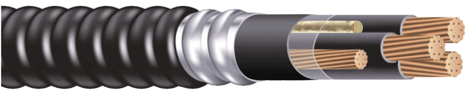 Interlocked MC Cable